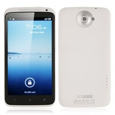 ONE X Smart Phone Android 4.0 MTK6575 3G GPS 16G 4.0 Inch 8.0MP Camera- White