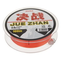 Durable 100M Fishing Line 0.14mm 3.6kg String #0.8