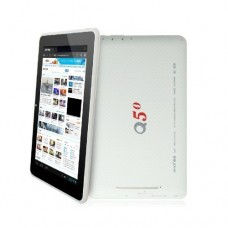 Amoi Q50 Dual Core Tablet PC RK3066 7 Inch Android 4.1 1G RAM 8GB Camera HDMI White
