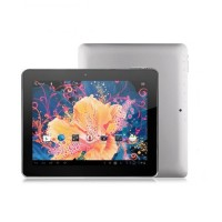 Amoi Q90 Dual Core Tablet PC RK3066 9.7 Inch IPS Screen Android 4.0 1G RAM 16GB Dual Camera HDMI Silver