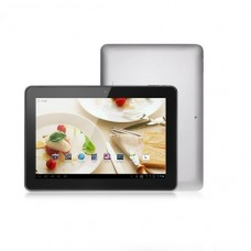 Amoi Q10 Dual Core Tablet PC RK3066 10.1 Inch IPS Screen Android 4.0 1G RAM 16GB Dual Camera HDMI Silver
