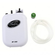 High Quality Dual Speed Fish Feeder Air Pump AP-1502