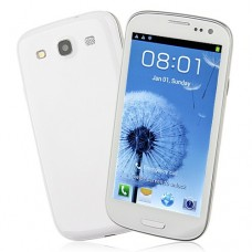 F9300 Smart Phone Android 4.0 MTK6577 Dual Core 3G GPS 4.7 Inch- White