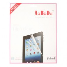 Ultra-Clear Screen Protector for iPad Mini