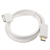 1.8M HDMI Cable For Apple iPad iPhone iTouch Series