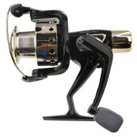 Rear Drag Spinning Reel By Lang Bao 5 Ball Bearings