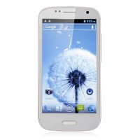 9300 Smart Phone Android 4.0 MTK6515 1.0GHz  8.0MP Camera 4.7 Inch- White