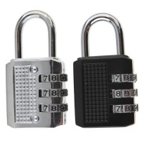 Brand New Resettable Combination Padlock 2 Colors Optional Small Size
