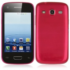 S9300 Mini Smart Phone Android 2.3 MTK6515 1.0GHz 3.5 Inch 3.0MP Camera- Red