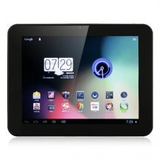 ICOO D90Pro Dual Core Tablet PC RK3066 9.7 Inch Android 4.1 1G RAM 16GB Dual Camera HDMI Black