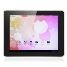 ICOO iCou7W Tablet PC 7 Inch Android 4.0 4GB Camera White