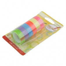 Colorful Invisible Tape Can Be Written On