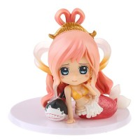 One Piece Princess Shirahoshi 5 Inch PVC Figure Toy