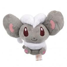 Pokemon Minccino Cinccino Stuffed Plush Toy  14CM Teddy Doll