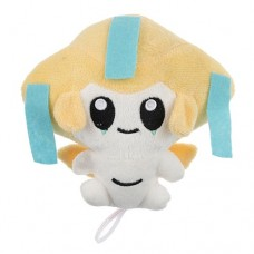 "5.5"" Pokemon Jirachi Plush PP Cotton Stuffed Toy"