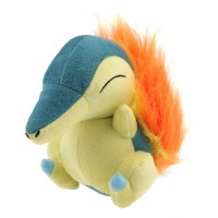 6.5'' Pokemon Cyndaquil Plush Soft Doll Toy