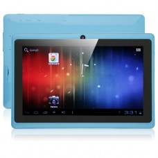YeahPad A13 Tablet PC 7 Inch Ultra Thin Android 4.0 4GB Camera Blue