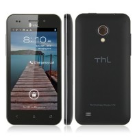 ThL V12 Dual Core Slim Smart Phone 4.0 Inch IPS Screen Android 4.0 3G GPS- Black