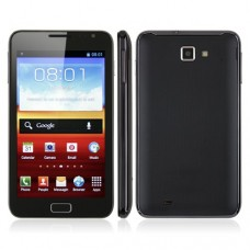 i9220 PRO 5.3 Inch Smart Phone Android 4.0 MTK6577 Dual Core 3G GPS 8.0MP Camera- Black