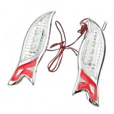 Car Sticking LED Side Lamps DC12V Bright Fashion Design
