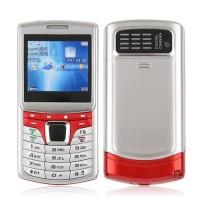 G900 Dual Band Phone Dual SIM Card FM TV Bluetooth Camera 2.0 Inch- Red
