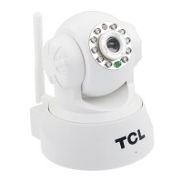 TCL-JPT3815W-W Wireless 0.3 Mega Pixels CMOS 10 LEDS Security IP Camera