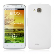BEDOVE X21 Smart Phone 4.5 Inch 8.0MP Camera Android 4.0 MTK6577 Dual Core 3G GPS- White