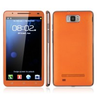 Star N9776 Smart Note II 6.0 Inch Android 4.0 MTK6577 Dual Core 3G GPS 8.0 MP Camera- Orange