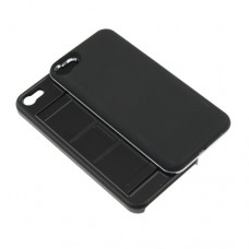 Slide Style Black Wireless Bluetooth Keyboard for iPhone 5