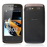 S1805 Smart Phone Android 2.3 MTK6515 1.0GHz 3.5 Inch Muti-touch Screen- Black