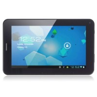 A3 Tablet PC 7 Inch Android 4.0 Dual Camera GSM Monster Phone 512M 4G