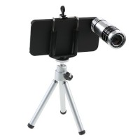 12X F20mm 70° Mobile Telephoto Lens for iPhone 5