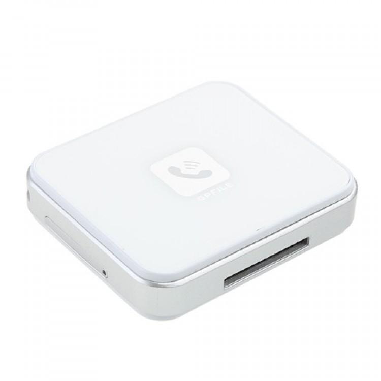Bluetooth Dual SIM Dual Standby Adapter Peel for iPhone iPad iPod