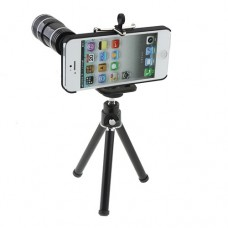 12X Telescope Lens Video Collection for iPhone 5