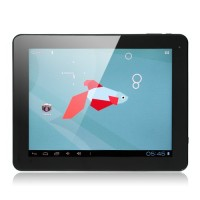 SoXi X5 Tablet PC 9.7 Inch Android 4.0 IPS Screen 1GB RAM 16GB Dual Camera Silver