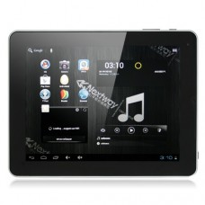 Nextway E9 Tablet PC 9.7 Inch IPS Screen RK3066 Dual Core Android 4.0 1GB RAM 16GB Dual Camera HDMI Silver