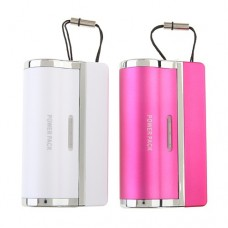 2800mAh USB Power Bank Battery Charger for Mobile Phones