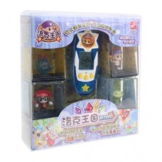 M&D ROCO Game Machine With 4 Pcs Dolls