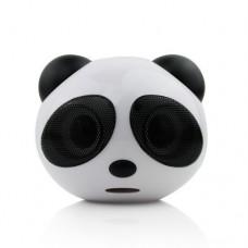 Mini Cute Panda Stereo Speaker for PC Laptop Notebook MP3 MP4 Player