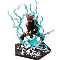 7 inch Anime Uzumaki Naruto Hatake Kakashi Doll TV&MOVIE Action Figure PVC Figures