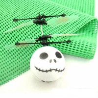 MinFlyer Infrared Flying Faucer Skeleton Style Remote Control Toys