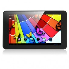 i70 Tablet PC 7 Inch Capacitive Screen NS115 Dual Core Android 4.0 1GB RAM 8GB Camera Silver