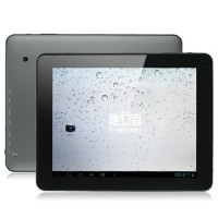 FreeLander PD70F Excellent Tablet PC 9.7 Inch Android 4.0 1GB RAM 8GB HDMI Dual Camera Gray