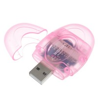 SY-330 Fashion Hi-Speed USB 2.0 Memory Card Reader Support Storage Card