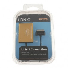 DL-S502 All in One Connection Sync Data Transfer for Samsung Micro/Galaxy Tab USB