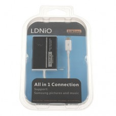 DL-S501 All in One Connection Sync Data Transfer for Samsung Micro/Galaxy Tab USB