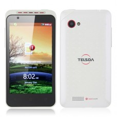 TS616 Smart Phone Android 2.3 MTK6515 4.0 Inch GPS WiFi Bluetooth Camera- White