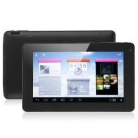 PIPO S1 Android 4.1 Tablet PC 7 Inch Tablet PC RK3066 HDMI 1G 8G Black