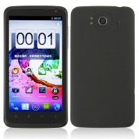 W1 4.7 Inch Smart Phone Android 4.0 MTK6575 3G GPS 8.0MP Camera- Black