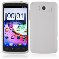 W1 4.7 Inch Smart Phone Android 4.0 MTK6575 3G GPS 8.0MP Camera- White